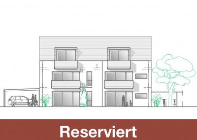 Reserviert: 6-Familienhaus in der Grünlandsiedlung