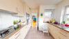 VERKAUFT: Neuwertige Vier-Zimmer-Erdgeschosswohnung mit Garten in zentraler Lage - Küche