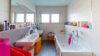 VERKAUFT: Neuwertige Vier-Zimmer-Erdgeschosswohnung mit Garten in zentraler Lage - Bad