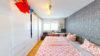 VERKAUFT: Neuwertige Vier-Zimmer-Erdgeschosswohnung mit Garten in zentraler Lage - Schlafzimmer