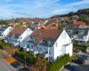 VERKAUFT: Drei-Zimmer-Wohnung mit großem Süd-West-Balkon in Ravensburg-Torkenweiler - Luftbild Ansicht