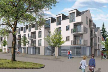 W2.4: 2-Zimmer-Neubau-Wohnung mit Balkon im 2. OG, 88214 Ravensburg, Etagenwohnung