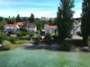 Seltene Gelegenheit: Freistehendes Einfamilienhaus mit See- und Bergsicht und Privatstrand - Privatstrand