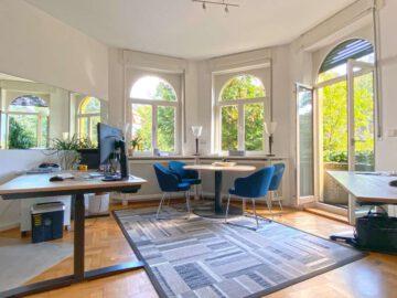 VERKAUFT: Repräsentative Bürofläche in historischer, denkmalgeschützter Ravensburger Jugendstilvilla, 88214 Ravensburg, Bürofläche