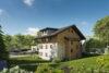 Neubau direkt in Oberstdorf: 6-Familienhaus mit Tiefgarage, hochwertig ausgestattet - Ansicht Nord