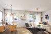 Neubau direkt in Oberstdorf: 6-Familienhaus mit Tiefgarage, hochwertig ausgestattet - Innenvisualisierung Beispiel
